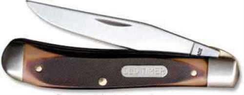 Taylor Brands / BTI Tools SW Knife / Taylor Brands Schrade Knife Old Timer 4in Trapper Lockblade 194OT