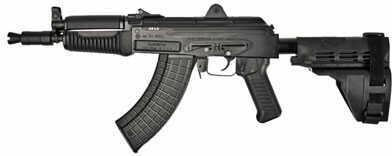 """Arsenal, Inc Arsenal AK Pistol SA 7.62X39 10.5"""" 5+1  Poly Grip Black withPSB SAM7K-03"""
