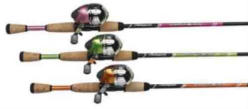 Pure Fishing / Jarden Shakespeare Amphibian Combo Spincast 5ft 6in2pc Med AMPSCCBO