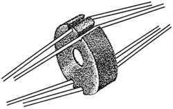 Scherz Archery Shurz-A-PeEP 2X2 Small 15/cd SAP2X2S