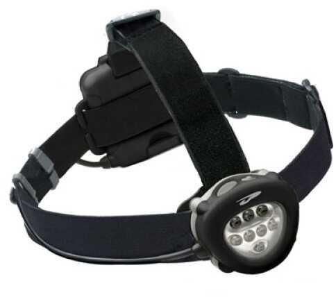 Princeton Tec Corona Headlight Black COR-BK