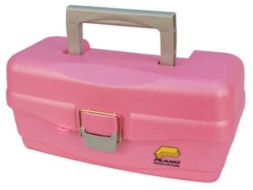 Plano 1 Tray Youth Tackle Box Pink 5000-89