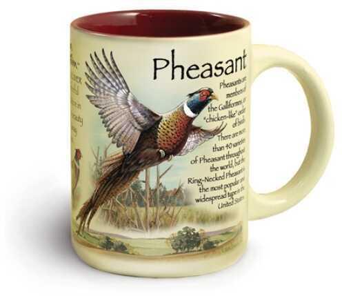 American Expedition Wildlife Ceramic Mug 16 Oz - Pheasant