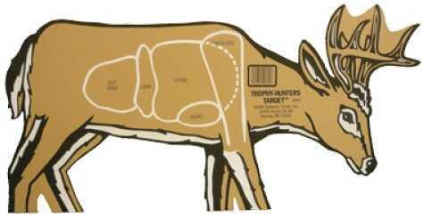 Wildlife Research Hunters Target-1Ea -1Ea (Min 30)*Dim 1* 805