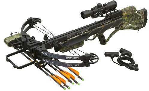 Styker Crossbows Bowtech Stryker Solution Ls Crossbow A12405