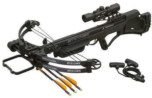 Styker Crossbows Bowtech Stryker Solution Crossbow A12404