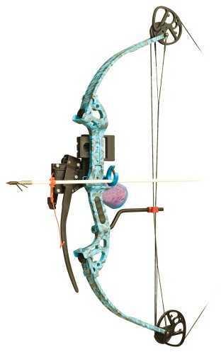 PSE Discovery Bowfishing Bow Pkg LH 40lb Reaper H2O 0527MZLRB3040