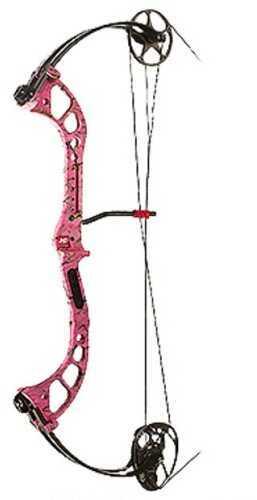 PSE Fever 1 Pink Bow LH 50lb Pink 1405MRLPC2550
