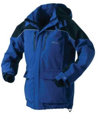 Onyx Outdoor Pro Tech Elite Fishing Jacket Midnight Blue/Black 3Xl