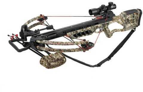 Velocity Archery Velocity Raven Crossbow Package Reaper Buck Camo 175 lbs. Model: XB-380