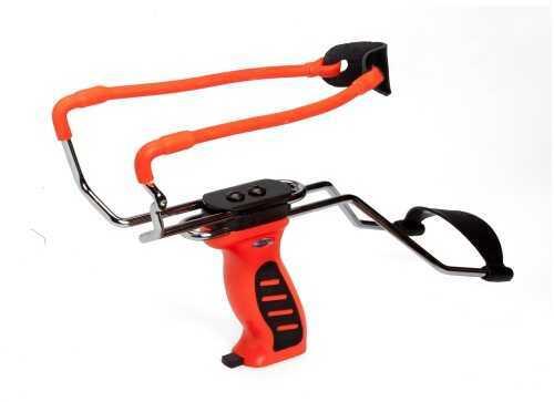 Velocity Archery Velocity Firecat Slingshot Orange Model: SS-06-OR