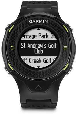 Garmin Approach S4 GPS Golf Watch - Black Md: 010-1212-01