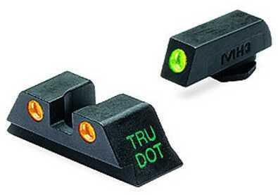 Meprolight Glock 10MM/45 ACP G/G Fixed Set TD ML10222