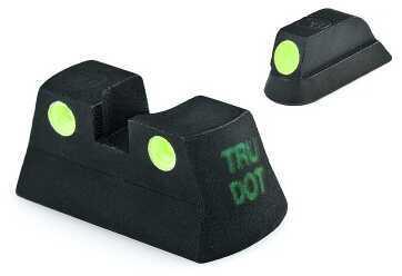 Mako Group Mako Tru-Dot Sight CZ 75 & 85 Green/Green Fixed 17777