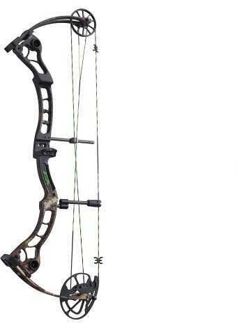 Martin Archery Inc. Martin Archery Afflictor Black 60# LH Compound Bow Pkg M505TXA016L