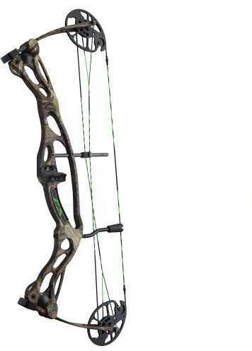 Martin Archery Inc. Martin Archery Krypton Chameleon 70# RH Compound Bow Pkg A501TGA647R