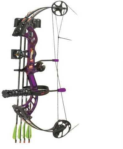 PSE Ready To Shoot Stinger X Stiletto Bow RH 50# 1514SXRPR2950