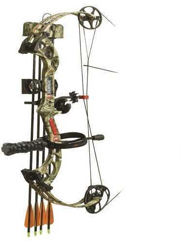 PSE Ready To Shoot Stinger X Bow RH Break-Up Infinity 60# 1514SXRIF2960