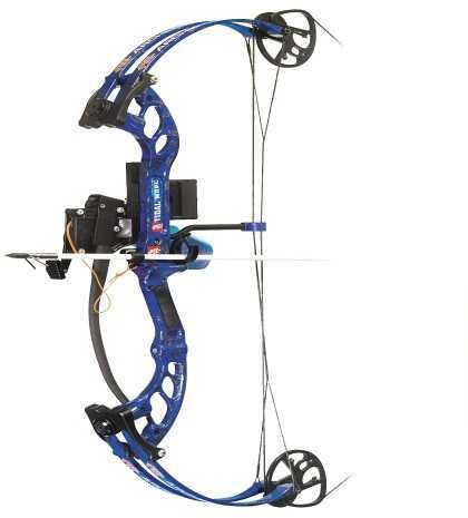 PSE Tidal Wave Bowfishing Bow Package RH 40 Lbs 1416MZRDB3040