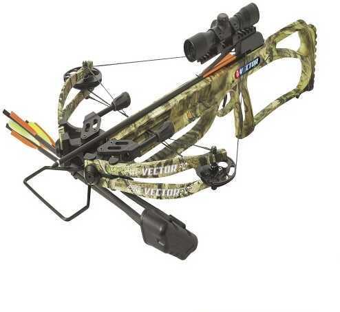 PSE Vector 310 Break-Up Infinity Crossbow Package 01242IF
