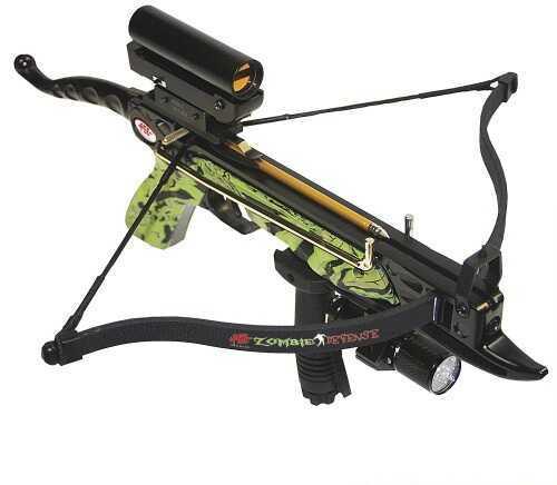PSE Zombie Defense Pistol Crossbow Package 41872