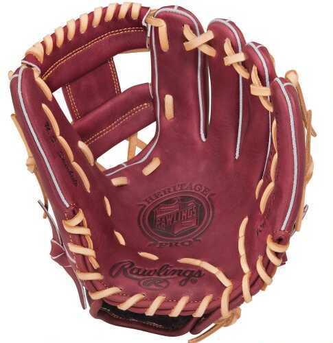 "Rawlings Sporting Goods Rawlings Heritage Pro 11.75"" Baseball Infield Glove"
