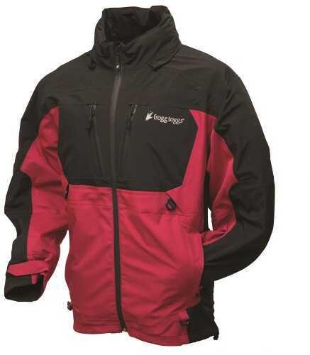 Frogg Toggs Pilot Frogg Guide Jacket Red/Black - Medium