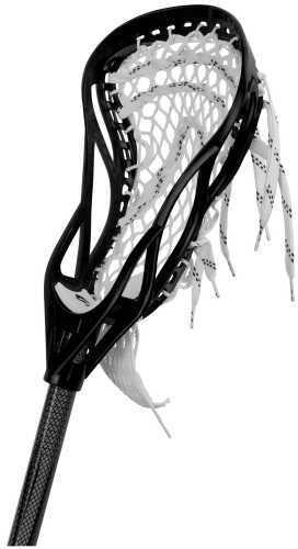 Gait Lacrosse Torque Strung Head, Black