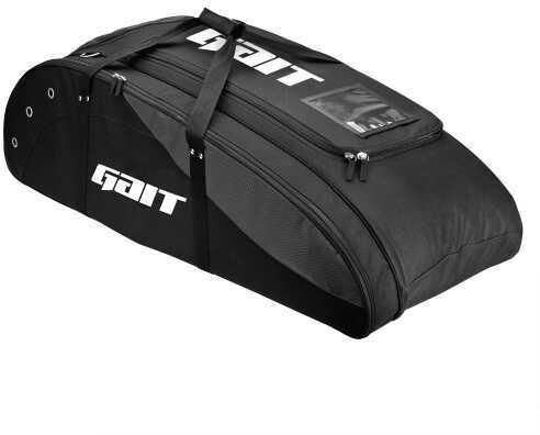 Gait Lacrosse Duffle Bag, Black