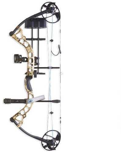Diamond by Bowtech Diamond Archery Infinite Edge Pro LH Bow Package 5-70# Camo