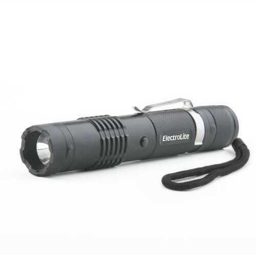 Guard Dog Security Electrolite Stun Gun/ Flashlight- Black