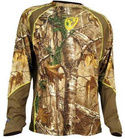 ScentBlocker / Robinson Outdoors Scent Blocker Trinity 1.5 Long Sleeve Performance Shirt - L