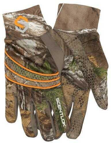 Scent-Lok Scentlok Savanna Lightweight Shooters Glove Realtree Xtra L