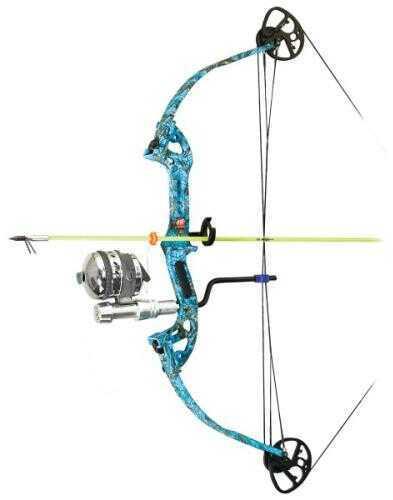 PSE Discovery Bowfishing Pkg 30-40 w/Muzzy Kit RH