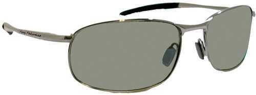 Flying Fisherman Fly Fish Sunglasses San Jose Gunmetal Smoke Md: 7789GS