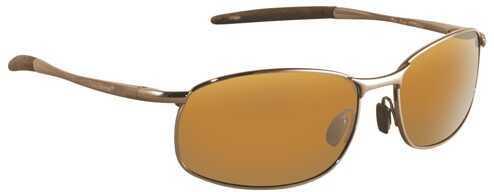 Flying Fisherman Fly Fish San Jose Sunglasses Copper/Amber 7789CA