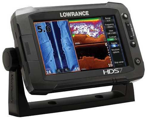 Lowrance Hds-7 TouchScreen Gen2 Insight 83/200 MN# 000-10765-001