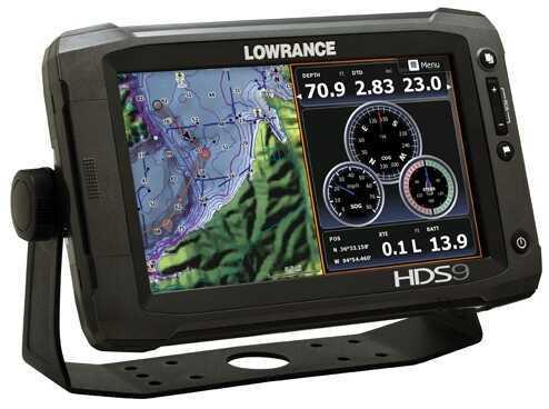 Lowrance Hds-9 Gen2 TouchScreen Insight No Xdcr 000-10770-001