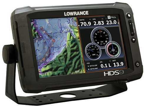 Lowrance Hds-9 Gen2 TouchScreen Insight 50/200 MN# 000-10772-001
