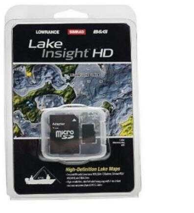 Lowrance LAKE INSIGHT HD 2014 000-11267-001