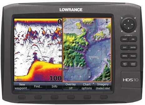Lowrance Hds-10 Gen2 Insight Usa 50/200Khz md: 000-10541-001