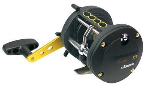 Okuma Classic Levelwind Fishing Reel 5.1:1 Gear Ratio Bushing 18Lb/23 CLX-200L