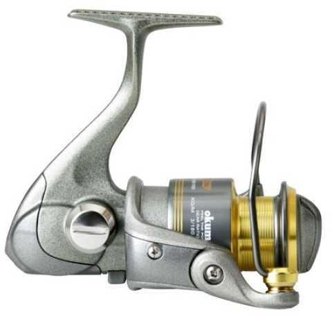 Okuma Epixor EF B Spinning Fishing Reel 4.5:1 Gear Ratio 9+1BB 12Lb/340 Yard EF-55b