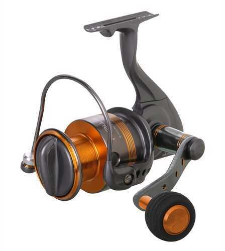 Okuma Raw II Spinning Fishing Reel Size 55 7+1BB 4.5:1 12lb/340yds RAWII-55