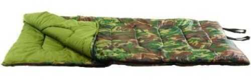 Tex Sport Texsport Base Camp Sleeping Bag 3lb 33in x 75in 15233