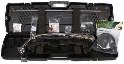 Martin Archery Inc. Martin Saber Takedown Bow Fishing Kit Black 35# 2821F35