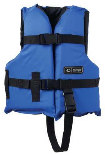 Onyx Outdoor Onyx Child Boating Vest Blue/Black 3332-0132