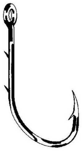Eagle Claw Fishing Tackle Eagle Claw Ringeye Bthldr Hooks 10P Size8 186A8
