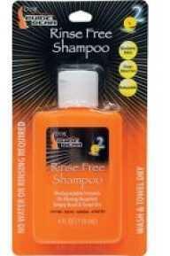 Dead Down Wind Rinse Free Shampoo Blister Card D2W 1252BC