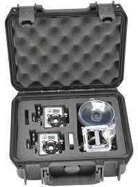 SKB Corporation 3I-0907-4-012 I-Series Go Pro Camera Case
